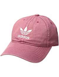 81c89b2166f adidas Women s Originals Relaxed Fit Strapback Cap