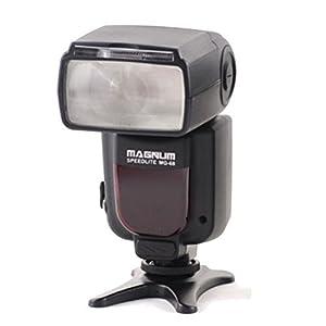 Aputure Magnum Mg-68 Speedlite Flash for Canon Nikon Pentax Dslr Camera