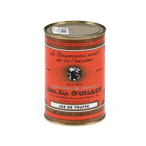 Truffle Black Juice - French Black Winter Truffle, Juice - 14 oz, Kosher