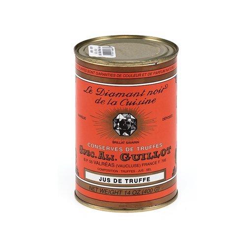 - French Black Winter Truffle, Juice - 14 oz, Kosher