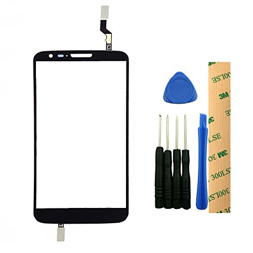 Touch Screen Digitizer for LG G2 D802 (Black) - 5