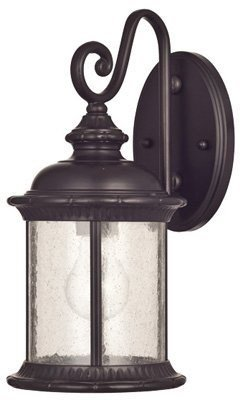New Haven 1 Light Outdoor Wall Sconce [Set of 2] (Christmas Westinghouse Lights)