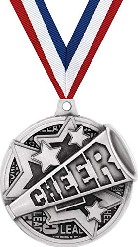 (Crown Awards Cheer Medals - 2