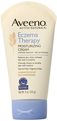 Aveeno Baby Eczema Therapy Moisturizing Cream - 5 Ounce (Aveeno Baby Eczema Therapy Moisturizing Cream 5 Ounce)