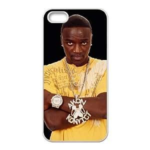 iPhone 4 4s Cell Phone Case White Akon Iflft