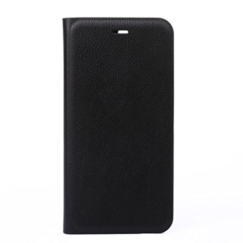 Price comparison product image iPhone 7 Case, [4.7 inch]LUNIWEI Luxury Flip Cover Card Wallet Leather Case