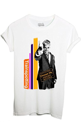 T-SHIRT SICK BOY TRAINSPOTTING-FILM by MUSH Dress Your Style