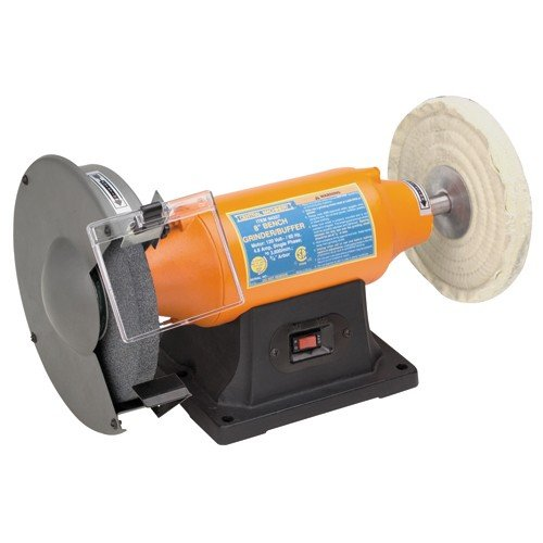 8″ Bench Grinder/Buffer Review