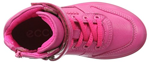 Ecco Unisex-Kinder S7 Teen High-Top Pink (1257BEETROOT)