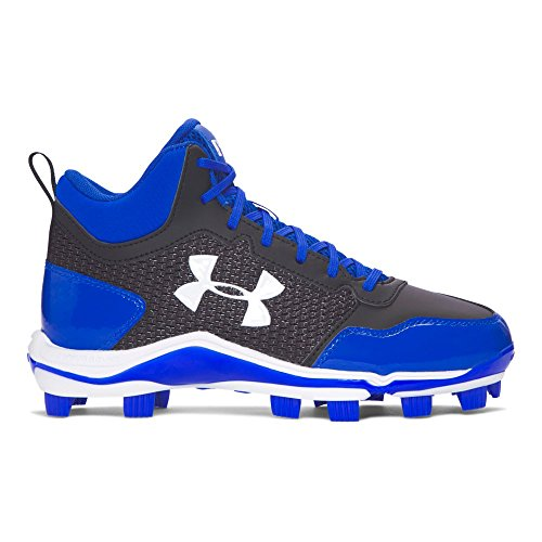 Under Armour UA Heater Mid TPU Jr. 6 Black
