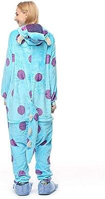 Molly Kigurumi Pijamas Traje Disfraz Animal Adulto Animal Pyjamas ...