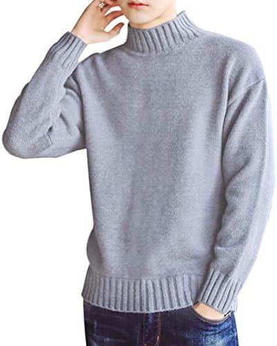 セーター メンズ 冬服 おしゃれ タートルネック ニットセーター メンズ 無地 シンプル ニットカジュアル プルオーバー トップス 暖かい 大きいサイズ 春秋冬