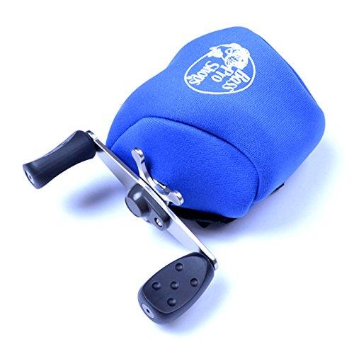 JWBOSS elastische Weich Angelrolle Tasche Angelrolle Nylon Beutel Seefisch Reel Schutzhülle Schutz Schutzhülle Schutz Co