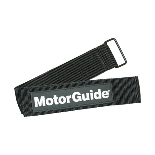 MotorGuide Trolling Motor Tie Down Strap w/Velcro All Gator