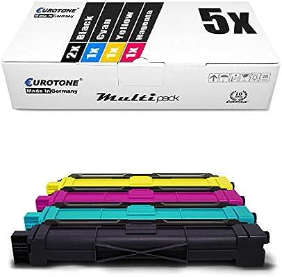 5X Müller Printware Cartucho de tóner para Brother DCP 9015 9020 ...