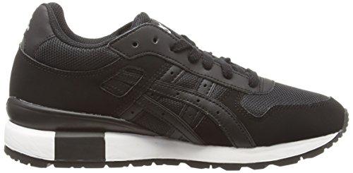 ASICS GT-II - Zapatillas de deporte unisex Negro (Black / Black 9090)