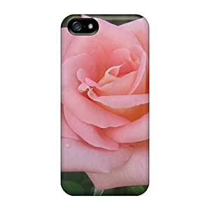 Ideal Charming YaYa Case Cover For Iphone 5/5s(such A Pretty Pink Rose), Protective Stylish Case
