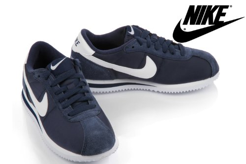 Nike CORTEZ (GS) Junior 316715-411 Bleu