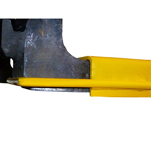 [해외구매대행 ] Happybuy Pallet Fork Extensions 60 Inch Length 6 Inch Width  Forklift Extensions for Forklift 2 Inch Thickness Fork Extensions