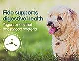Fido Dental Care Belly Bones for Dogs, Yogurt