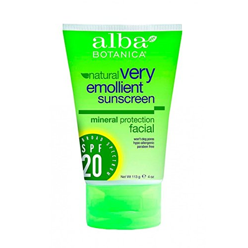 Alba Botanica Facial Sunscreen - 7