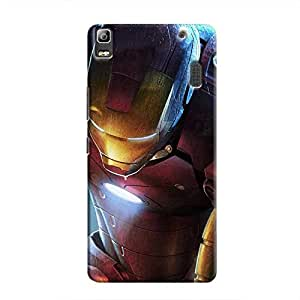 Cover It Up - Ironman Kneeling A7000 / K3 Note Hard Case