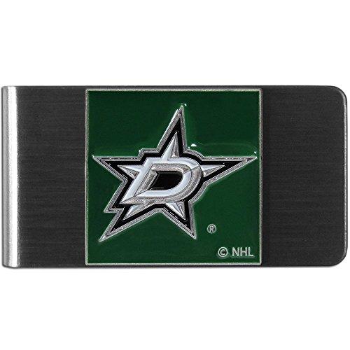 NHL Dallas Stars Steel Money Clip ()