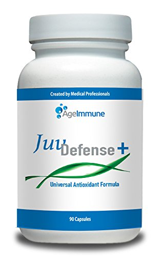 Age Immune Antioxidant Supplements Complex – Doctor Formulated Anti-Aging Formula with Resveratrol, Grape Seed and Green Tea Extract, Non-GMO, All Natural, Gluten Free
