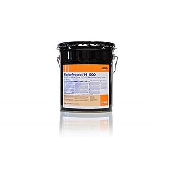 BASF MasterProtect H 1000 High-performance, Clear, Breathable, Silane  Penetrating Sealer - 5 Gallon Pail