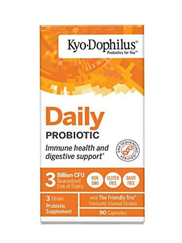 Kyo-Dophilus, 90 Cápsulas - Wakunaga - Kyolic