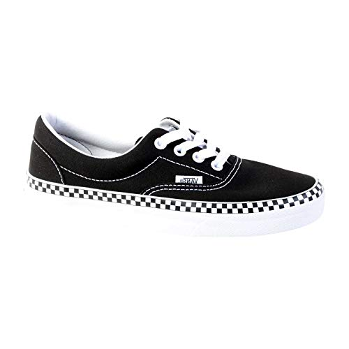 Negro Vans Foxing 38 check Era Zapatillas IRgwqPnxw
