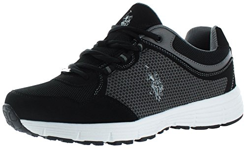 U.S. POLO ASSN Cayden Mens Hiking Sneakers Shoes Outdoor ...