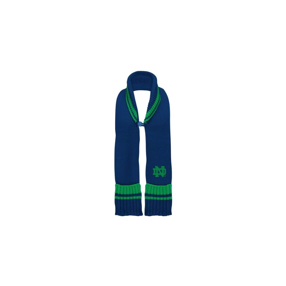 adidas Notre Dame Fighting Irish Womens Fashion Scarf One Size Fits All