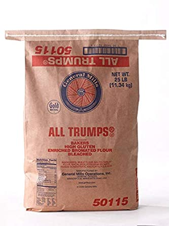 Amazon.com: All Trumps Bleached Bromated Enriched Malted