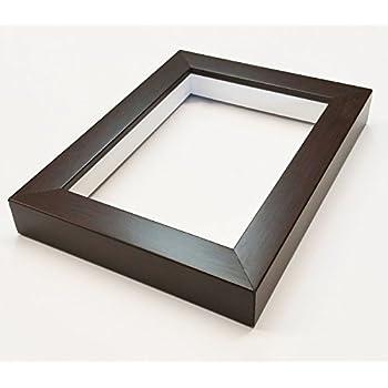 Amazon.com - Shadowbox Gallery Wood Frames - Brown, 24 x 30 -