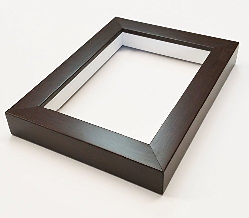 Shadowbox Gallery Wood Frames - Brown, 6 x 6 -  The Simple Things, F208