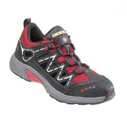 BAAK joe sports s1P chaussures de sécurité eSD exclusive léger noir 7533 bGR191: chaussures adaptées aux semelles orthopédiques, noir, 7533