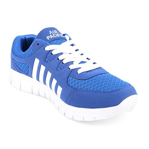 Shoes Click - Stivaletti uomo, blu (Blue), 40 EU