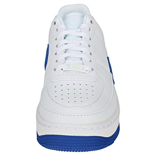 Deep XX Basse Af1 W Blue NIKE Red da White Royal 001 Donna Scarpe University Ginnastica Bianco Jester xtPwqq054
