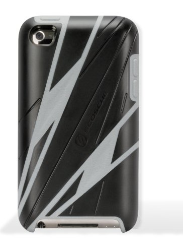 Scosche it4spgy SportKASE t4 - sport Case for iPod touch (Gen4) 1 pk - Carrying Case - Retail Packaging - Grey