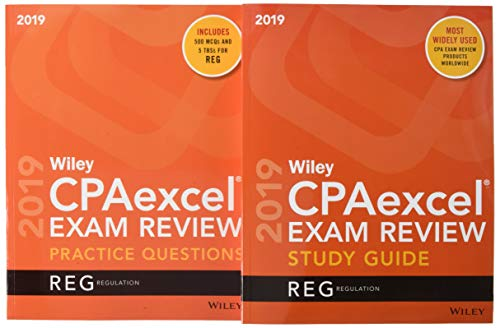 Pdf Test Preparation Wiley CPAexcel Exam Review 2019 Study Guide + Question Pack: Regulation