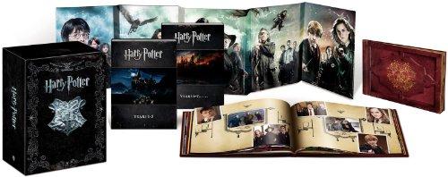 ハリー・ポッター 第1章-第7章 PART2 COMPLETE DVD-BOX[17枚組][初回数量限定生産]の商品画像