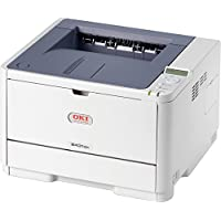Okidata B431DN LED Printer - Monochrome - 1200 x 1200 dpi Print - Plain Paper Print - Desktop 91685801