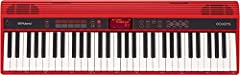 If you're looking for a fun and inspiring way to start playing music, Roland's GO:KEYS is the answer! With its innovative Loop Mix function, anyone can build fully produced songs right away, even with no previous music experience. There's als...
