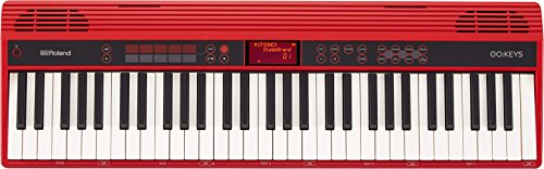 Roland GO:KEYS 61-key Music, Creation Keyboard with Integrated Bluetooth Speakers (GO-61K)
