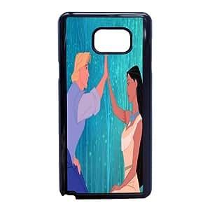 Samsung Galaxy Note 5 funda Diseño Pocahontas PQ7P554673