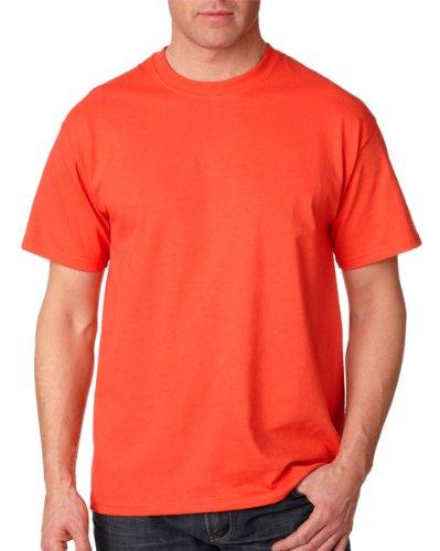 Gildan 6.1 oz. Ultra Cotton T-Shirt - PAPRIKA - 5XL by Gildan