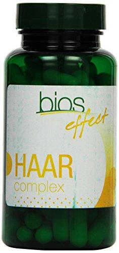 Bios effect Haar complex, 100 Kapseln, 1er Pack (1 x 54 g)
