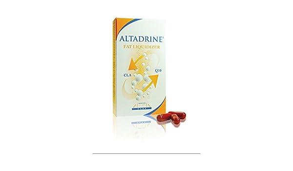 Altadrine Fat Liquidizer Capsulas: Amazon.es: Salud y ...