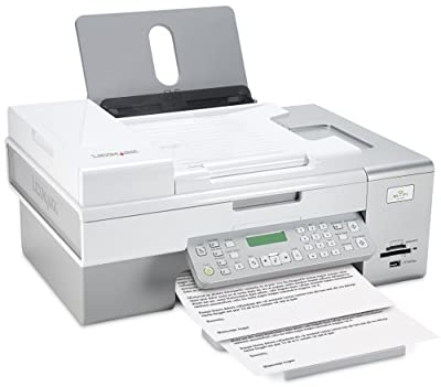 Lexmark Wireless X6570 All-In-One Dual Cartridge Inkjet Printer